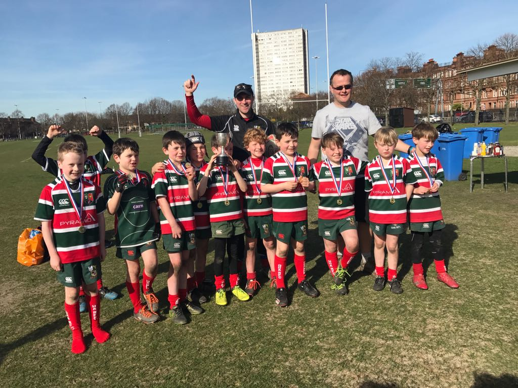 P4s win at GHA tournament