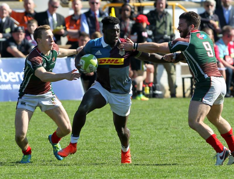GHA bow out to Harlequins at Melrose
