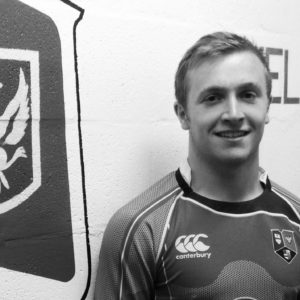 Goudie named 1st XV Captain for new season