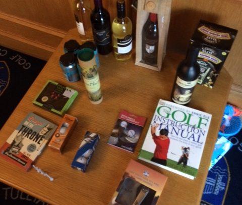 Golfing Society: Tuliallan Outing