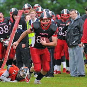 American Football comes to Braidholm