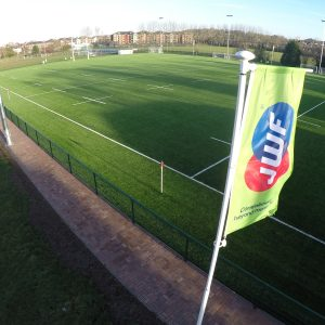 Opening ceremony for JWF 3G Pitch