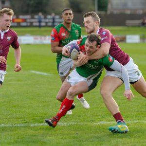 GHA rise to the occasion and win promotion