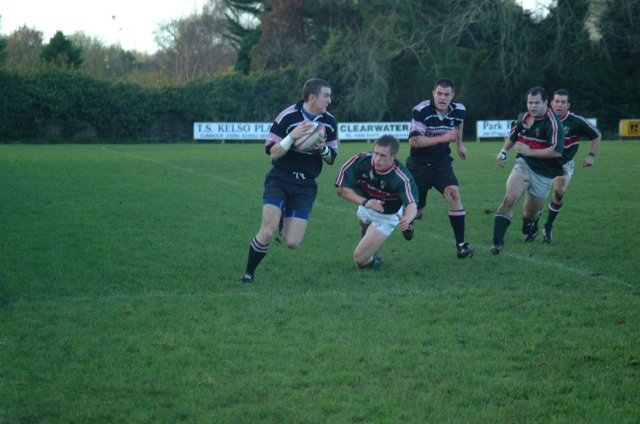 AYR SQUEEZE OVER THE LINE IN TIGHT MATCH