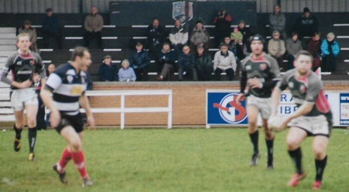 SECOND HALF COLLAPSE AT HOME TO KELSO