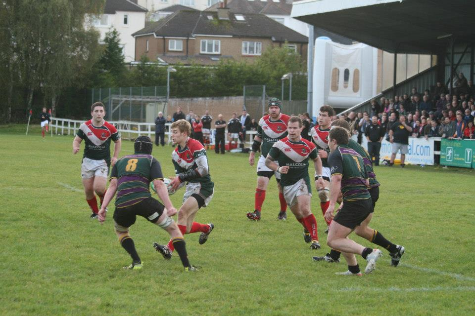 LATE CHARGE FALLS JUST SHORT IN DERBY DEFEAT