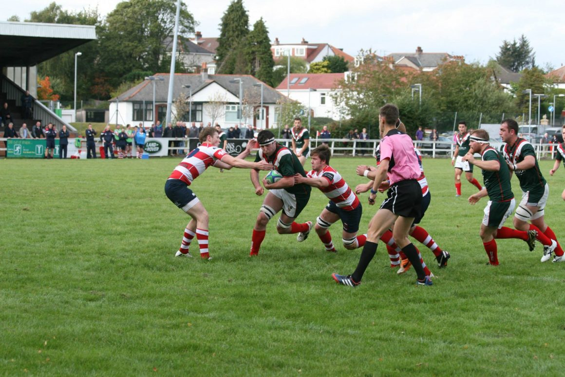 GHA TO THE FOUR AGAINST PEEBLES