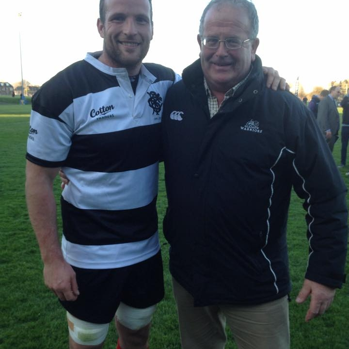 James Eddie selected for Barbarians