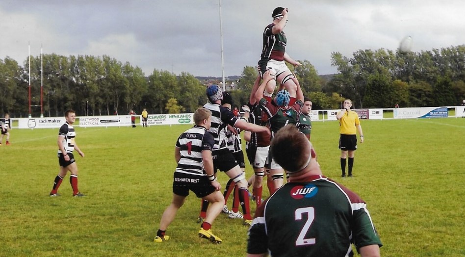 GHA up the tempo for eight-try victory