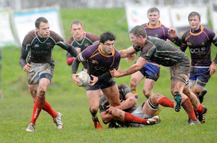 GHA bogged down in defeat
