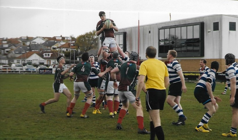 GHA end on a high with Ben Addison hat trick