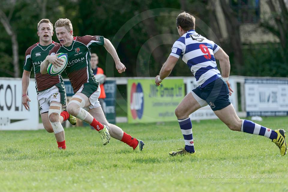 GHA wide play secures victory over Howe