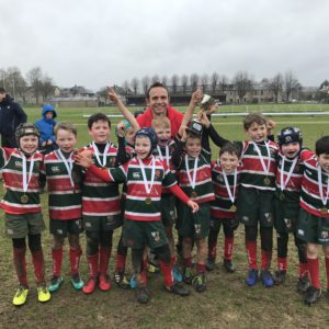 P4s triumph at Glasgow Accies