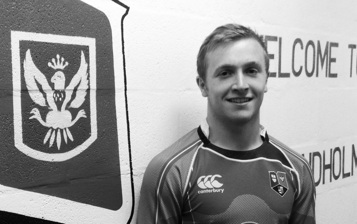 Goudie named 1st XV Captain for new season