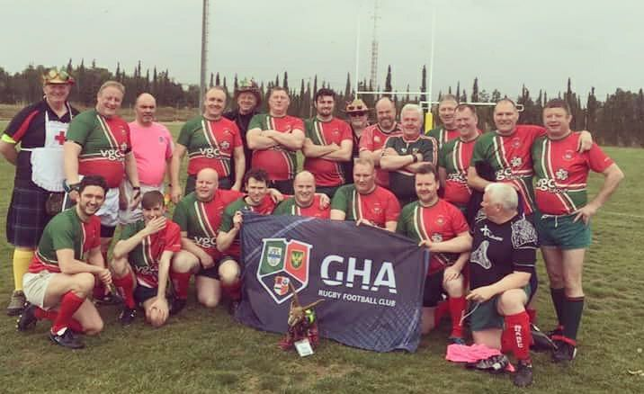 Gazelles host French touring side this Saturday