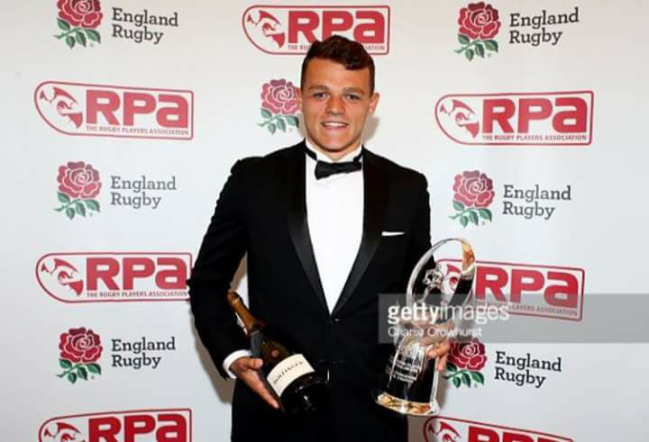 Mercer wins RPA Young Player of the Season