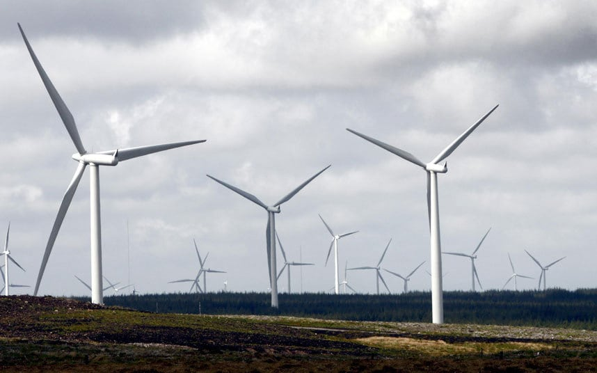 East Renfrewshire Renewable Energy Fund back Braidholm 3G