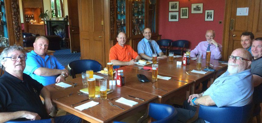 Braidholm Golfing Society: Autumn Outing