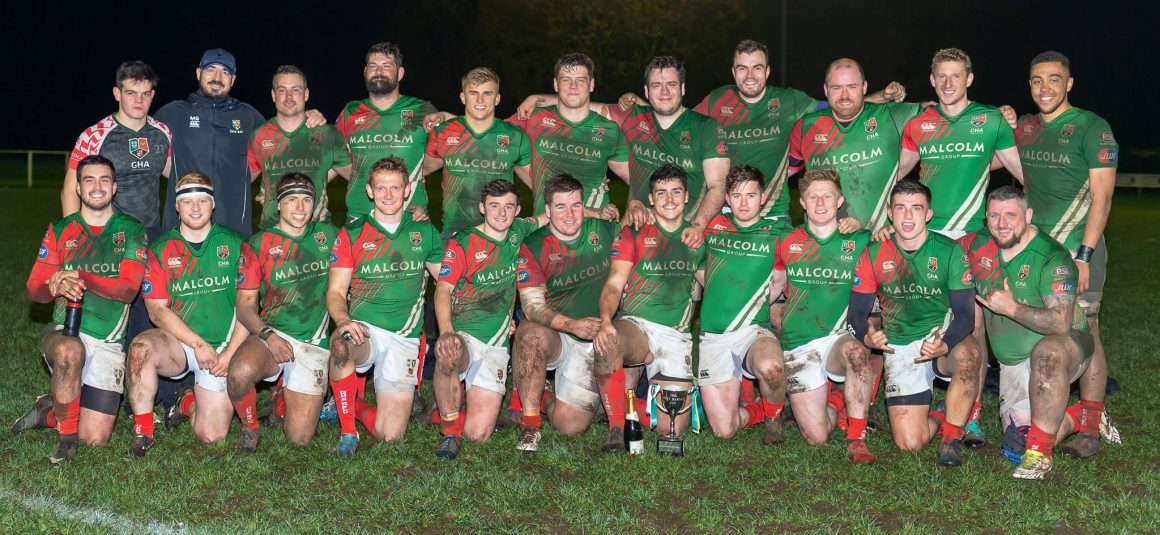 GHA RETAIN BILLY BARNES CUP UNDER THE FRIDAY NIGHT LIGHTS