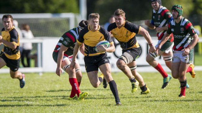 Premier first half from Currie seals victory