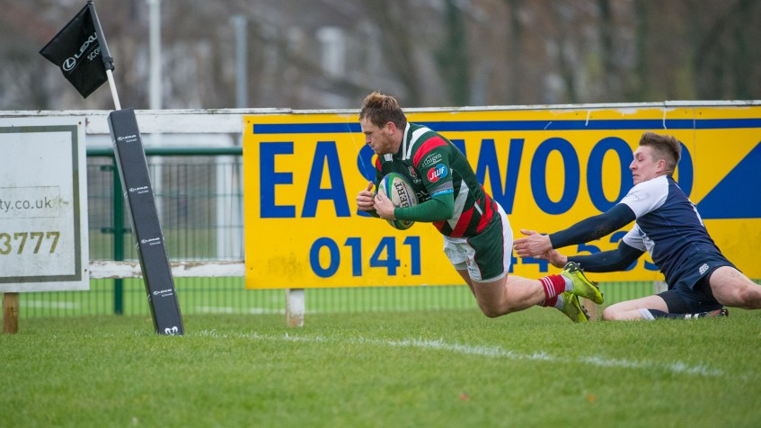 Selkirk take their chances, and the points!