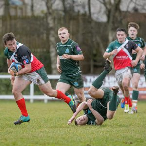 Hawick secure victory with late surge