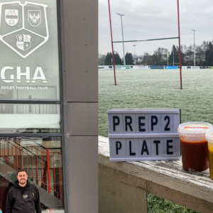Welcoming Prep To Plate to Braidholm