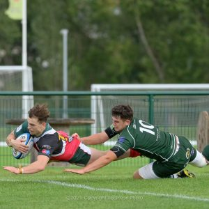 GHA emerge victorious over the Greens