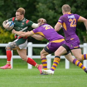 GHA unable to break Marr defence
